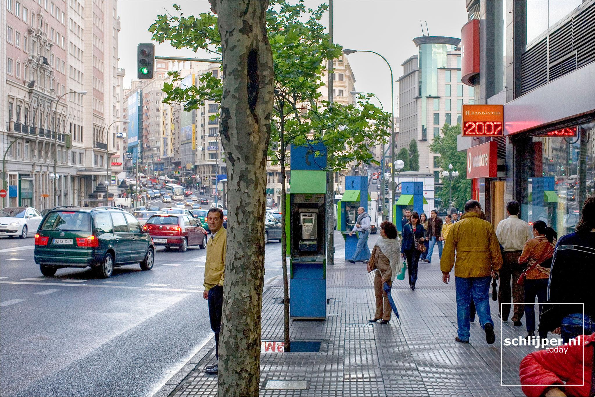 Spanje, Madrid, 24 mei 2007