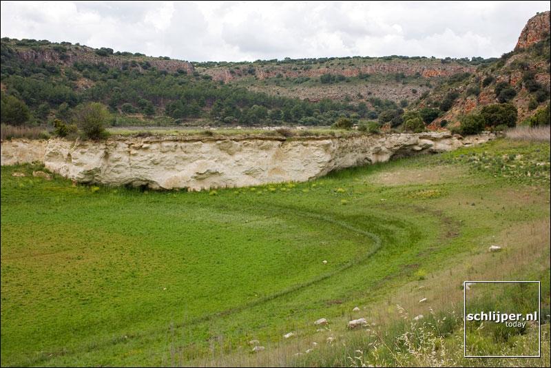Spanje, Las Lagunas de Ruidera, 26 mei 2007
