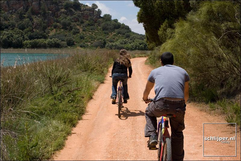 Spanje, Las Lagunas de Ruidera, 27 mei 2007