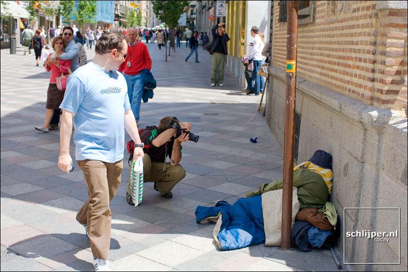 Spanje, Madrid, 28 mei 2007