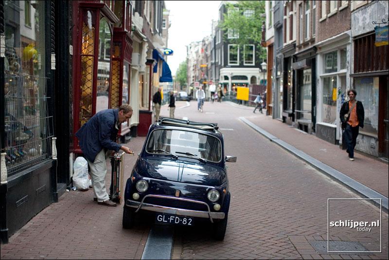Nederland, Amsterdam, 30 mei 2007