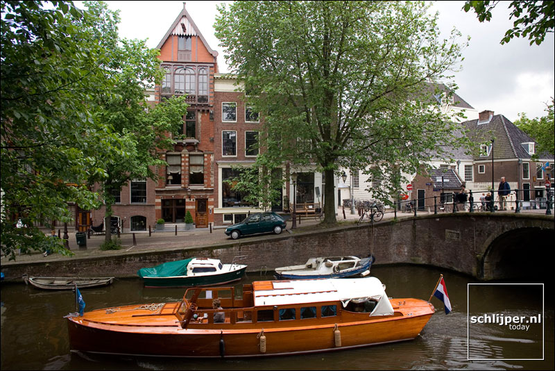 Nederland, Amsterdam, 31 mei 2007