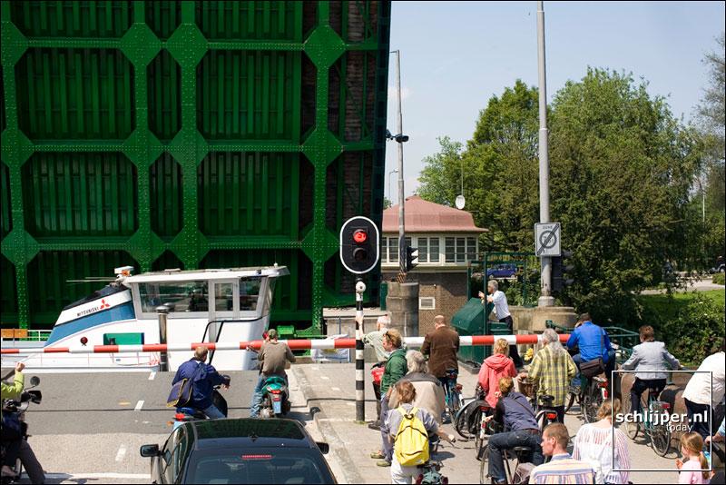 Nederland, Amsterdam, 1 juni 2007