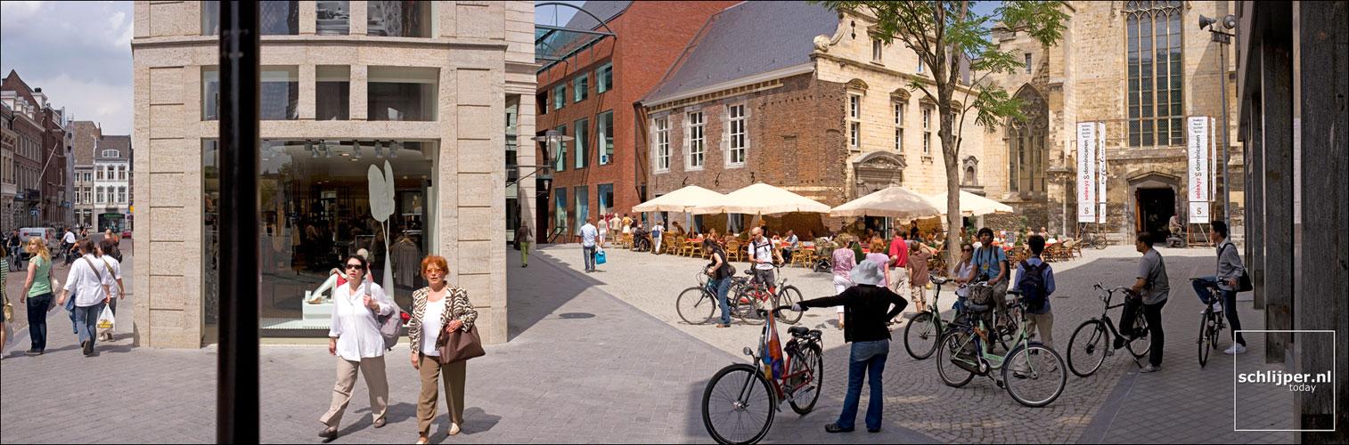 Nederland, Maastricht, 5 juni 2007