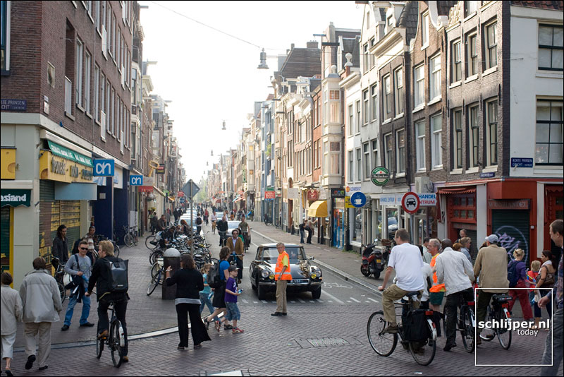 Nederland, Amsterdam, 6 juni 2007
