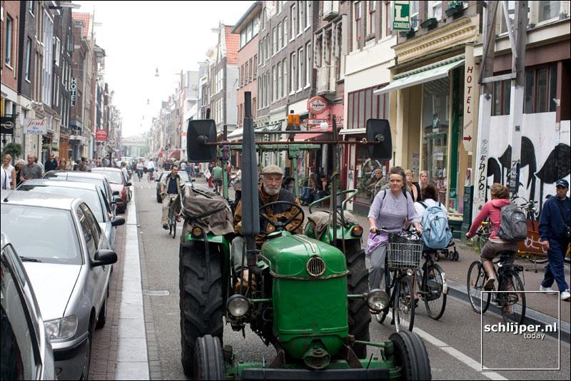 Nederland, Amsterdam, 9 juni 2007
