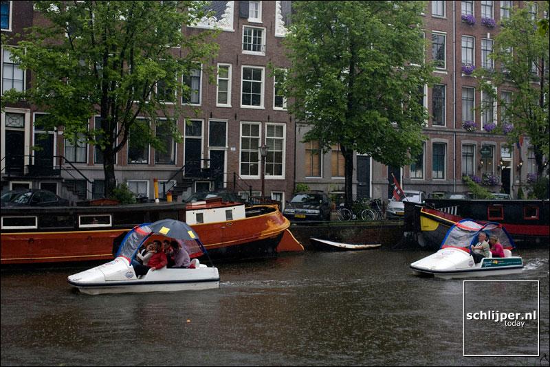 Nederland, Amsterdam, 14 juni 2007