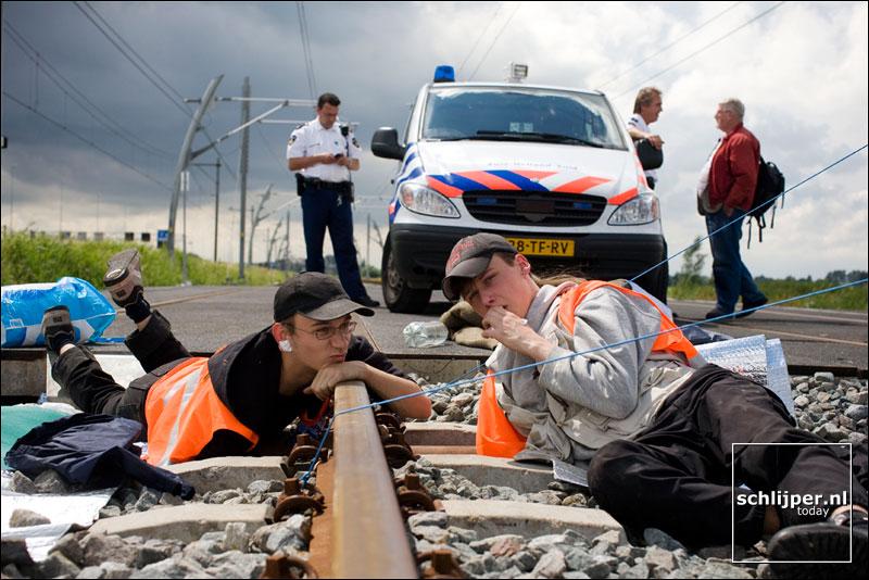 Nederland, Giessenburg, 16 juni 2007