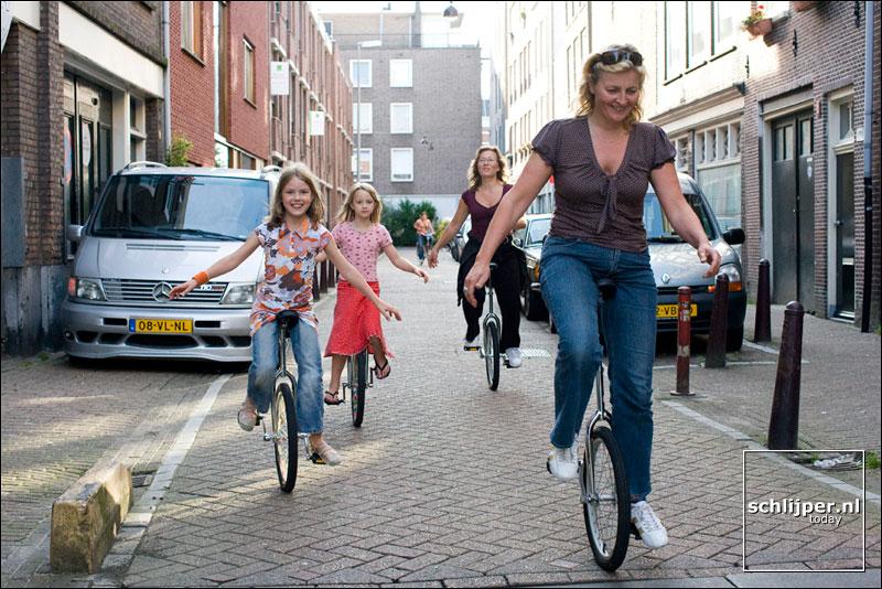 Nederland, Amsterdam, 20 juni 2007