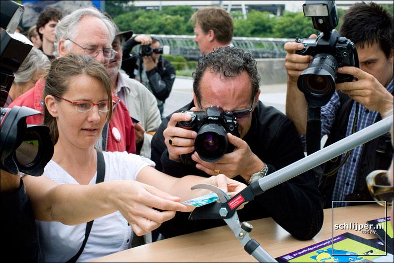 Nederland, Amsterdam, 22 juni 2007