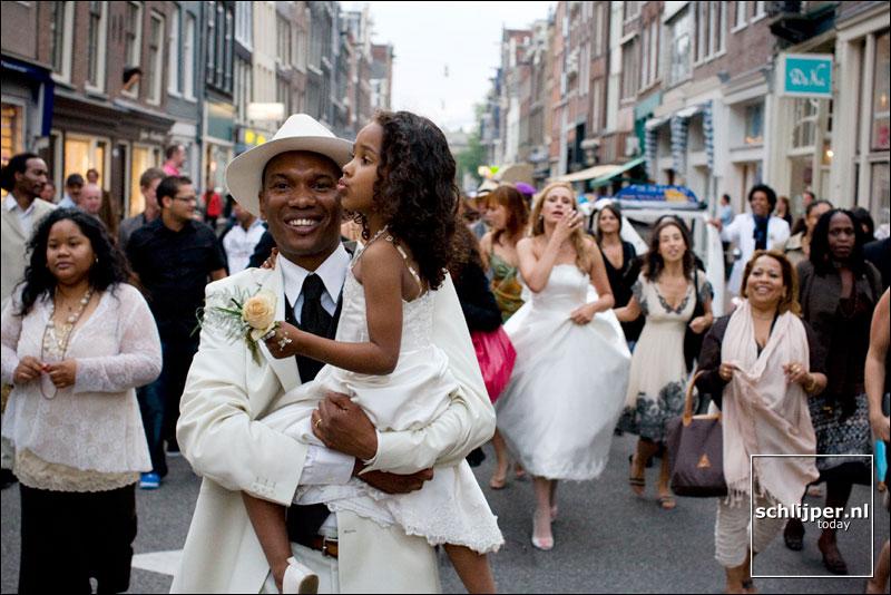 Nederland, Amsterdam, 23 juni 2007