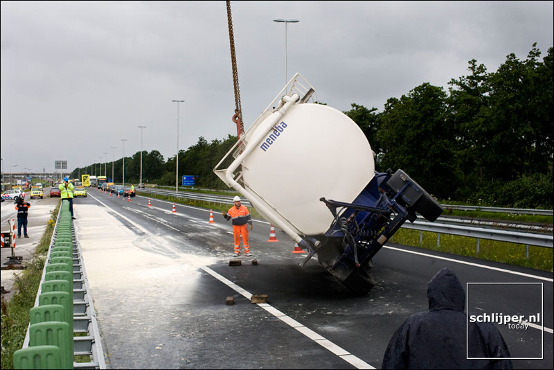 Nederland, Halfweg, 6 juli 2007