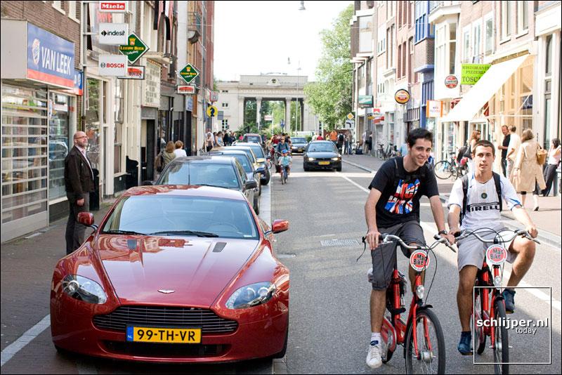 Nederland, Amsterdam, 8 juli 2007