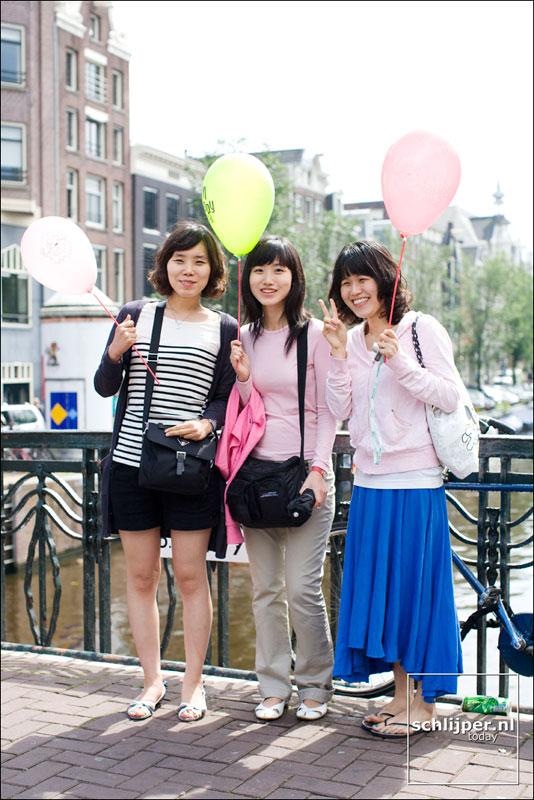 Nederland, Amsterdam, 10 juli 2007