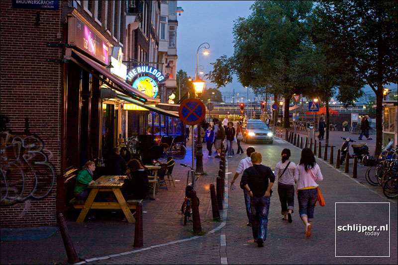 Nederland, Amsterdam, 12 juli 2007