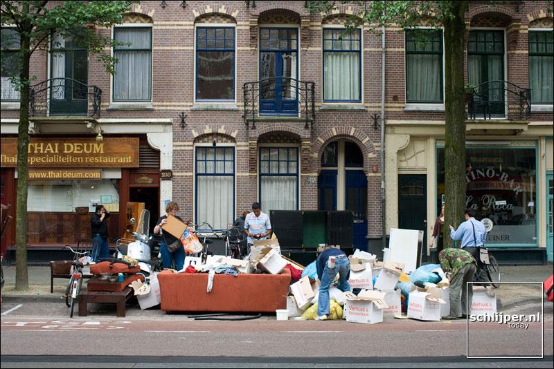Nederland, Amsterdam, 20 juli 2007
