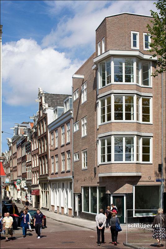 Nederland, Amsterdam, 21 juli 2007