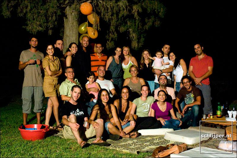Israël, Kibbutz Gat, 24 juli 2007