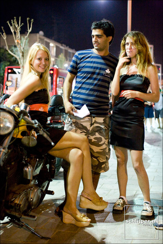 Israël,Tel Aviv, 30 juli 2007