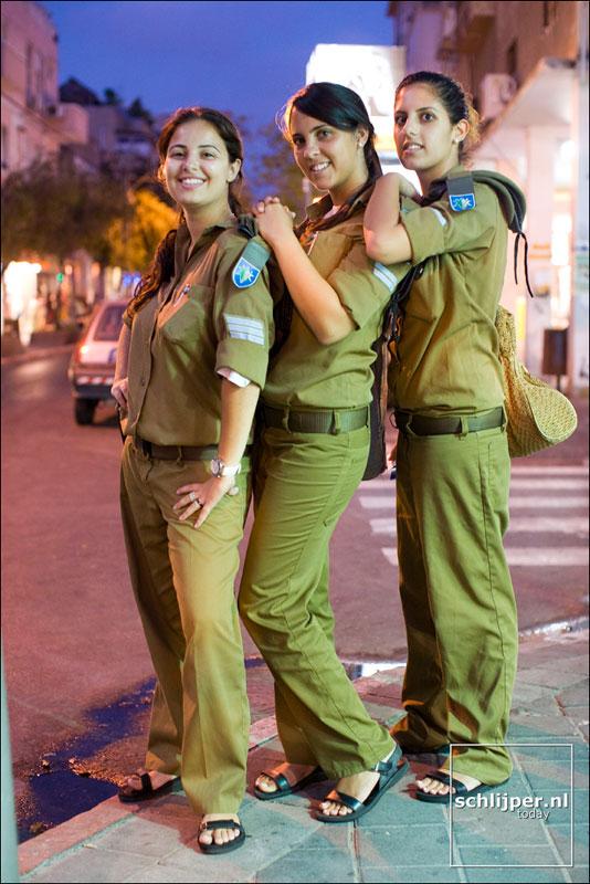Israël,Tel Aviv, 31 juli 2007