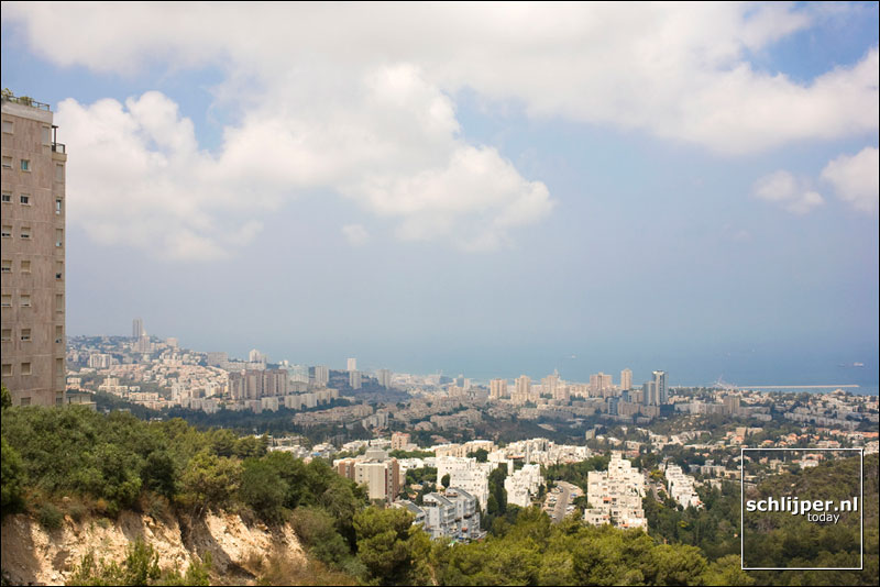 Israël, Haifa, 2 augustus 2007