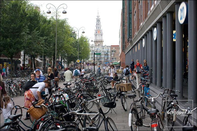 Nederland, Amsterdam, 6 augustus 2007