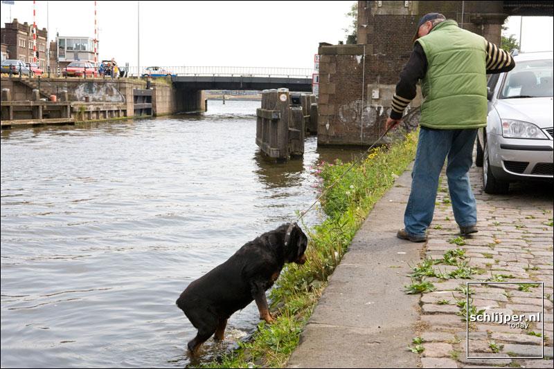 Nederland, Amsterdam, 10 augustus 2007