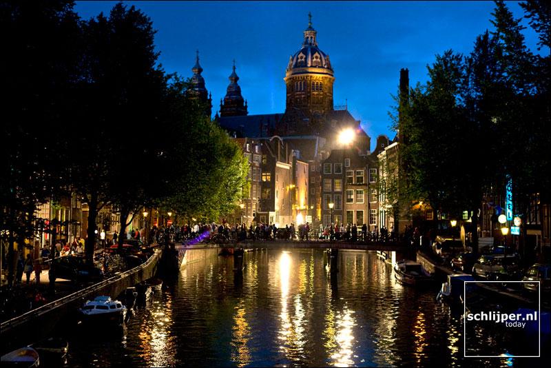 Nederland, Amsterdam, 15 augustus 2007