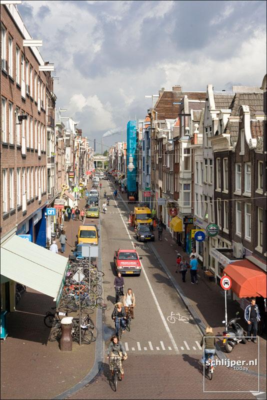 Nederland, Amsterdam, 17 augustus 2007