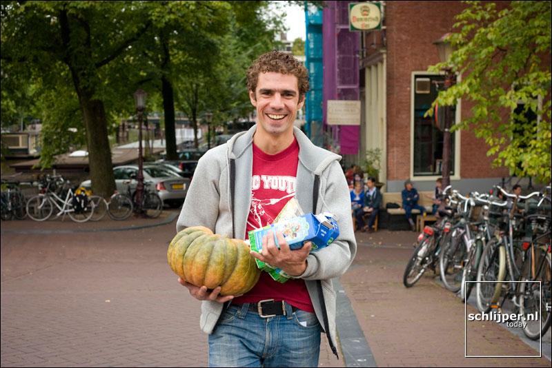 Nederland, Amsterdam, 18 augustus 2007