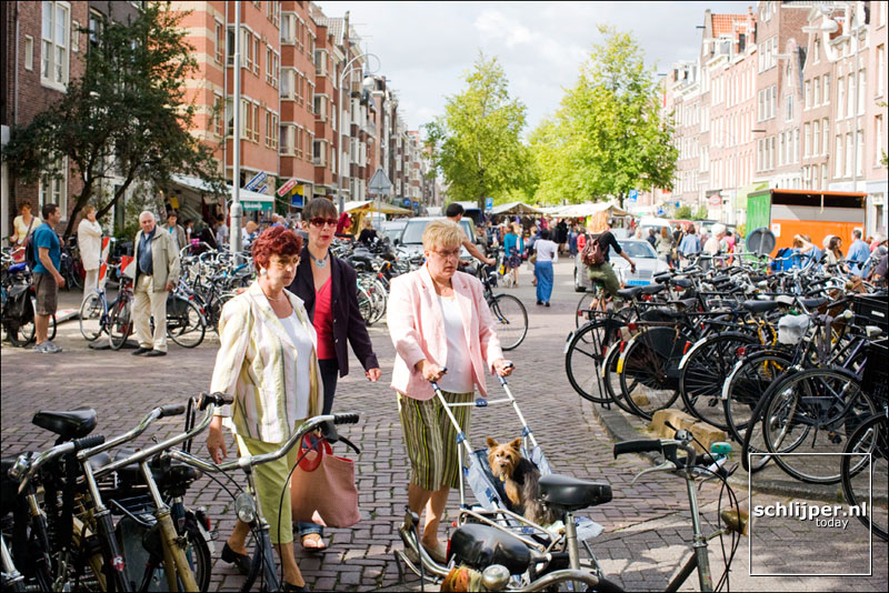 Nederland, Amsterdam, 27 augustus 2007