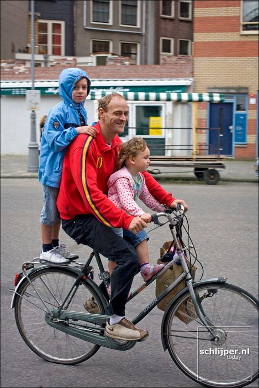 Nederland, Amsterdam, 30 augustus 2007