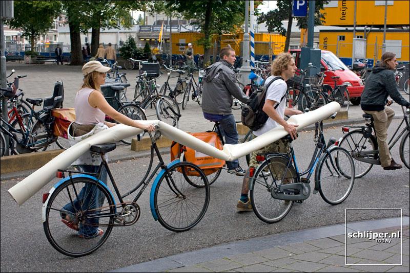 Nederland, Amsterdam, 1 september 2007