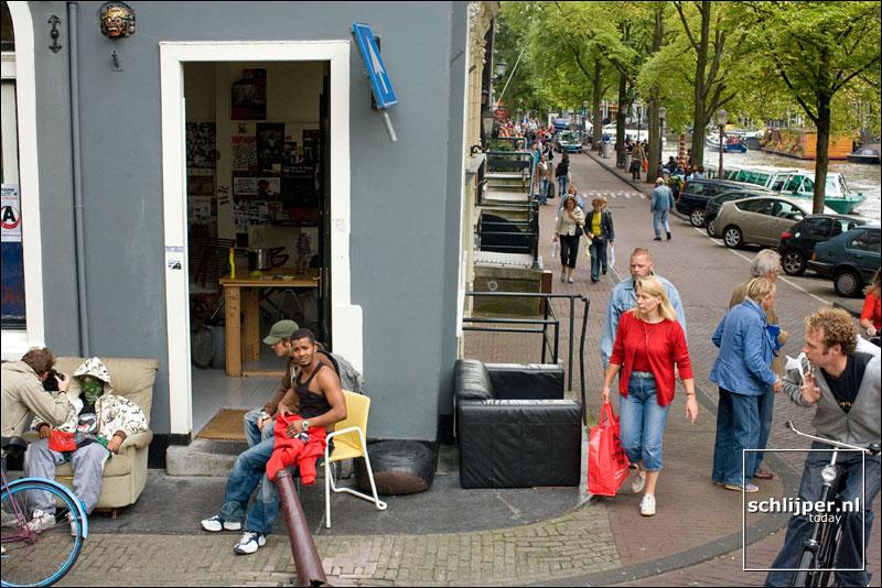 Nederland, Amsterdam, 8 september 2007