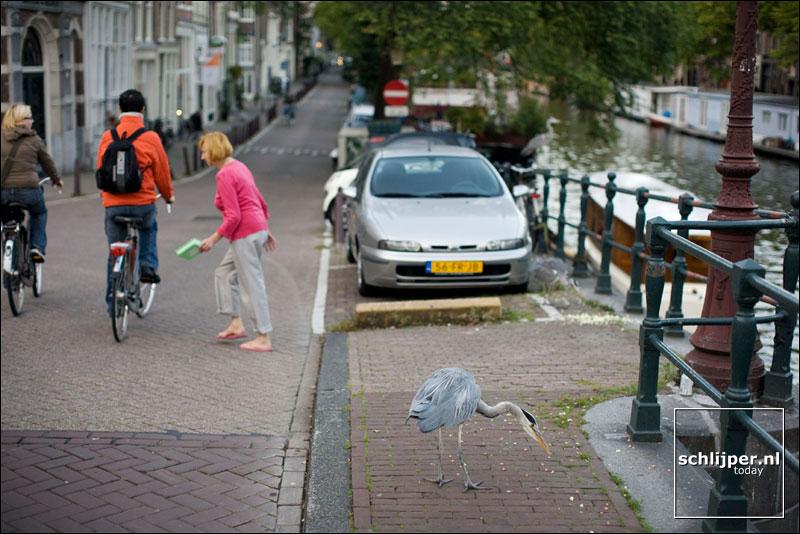 Nederland, Amsterdam, 13 september 2007