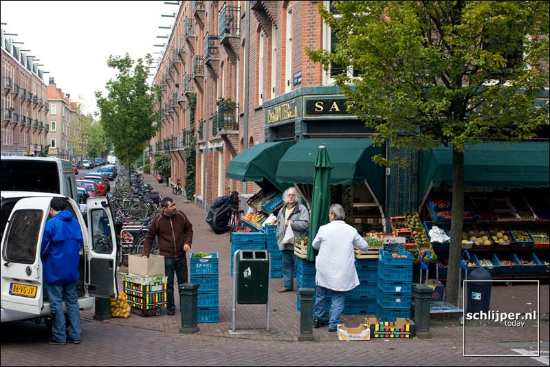 Nederland, Amsterdam, 19 september 2007