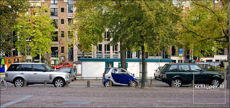 Nederland, Amsterdam, 21 september 2007