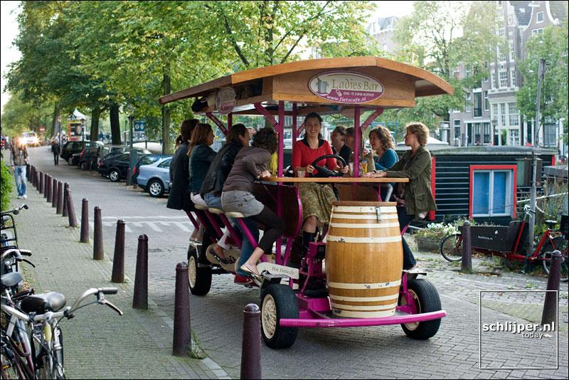 Nederland, Amsterdam, 22 september 2007