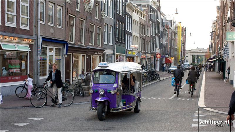 Nederland, Amsterdam, 23 september 2007