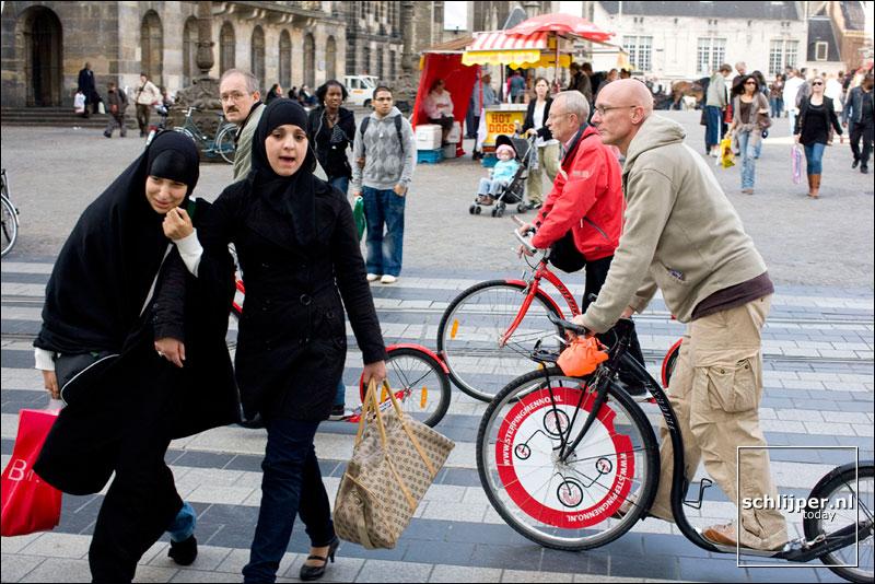 Nederland, Amsterdam, 27 september 2007