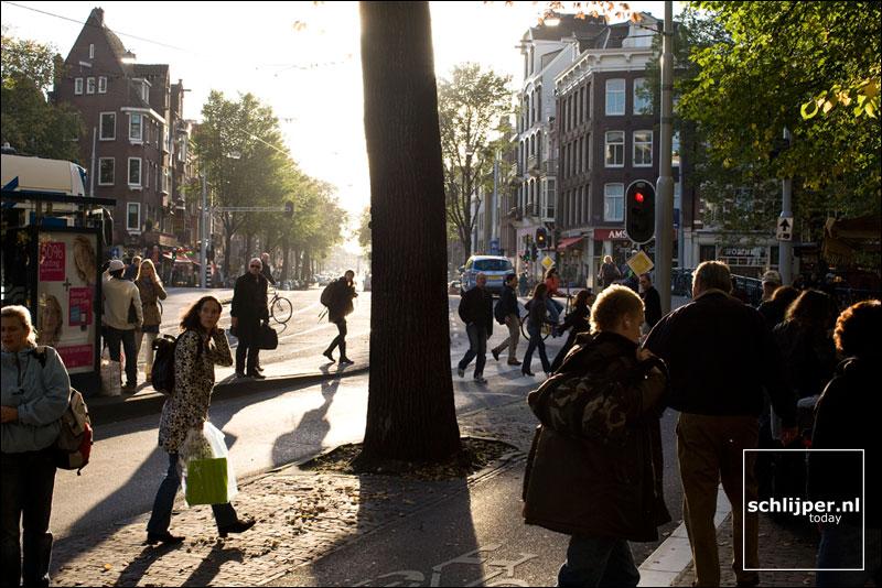 Nederland, Amsterdam, 4 oktober 007