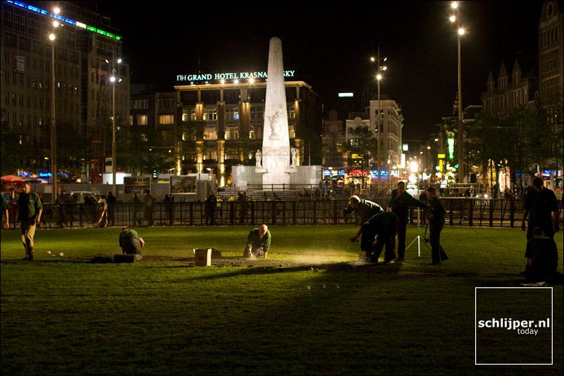 Nederland, Amsterdam, 5 oktober 007