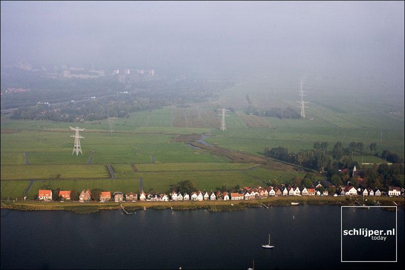 Nederland, Durgerdam, 6 oktober 2007