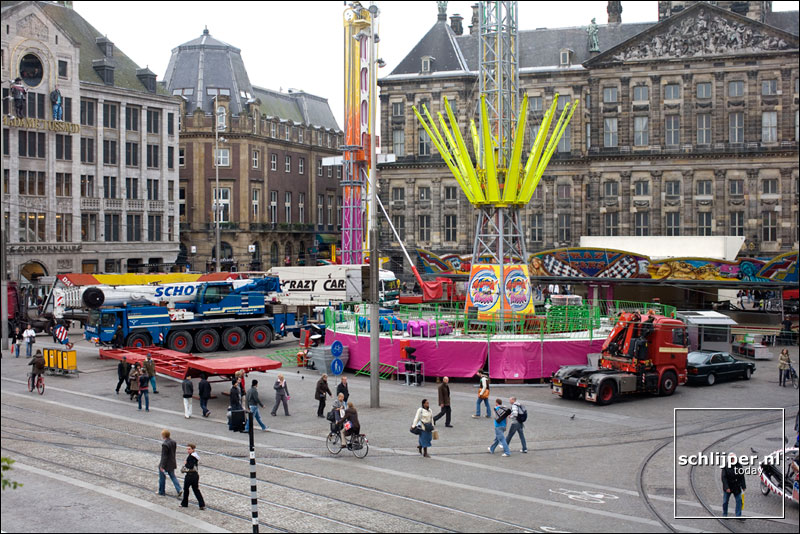 Nederland, Amsterdam, 8 oktober 2007