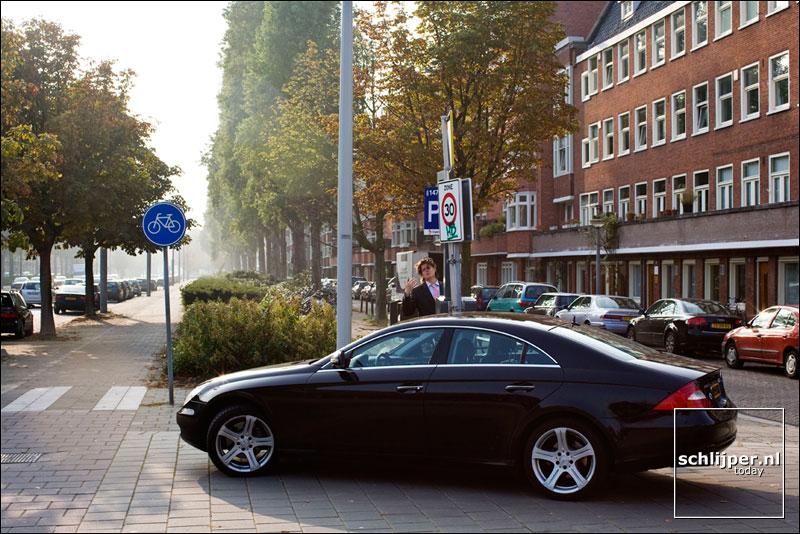 Nederland, Amsterdam, 10 oktober 2007