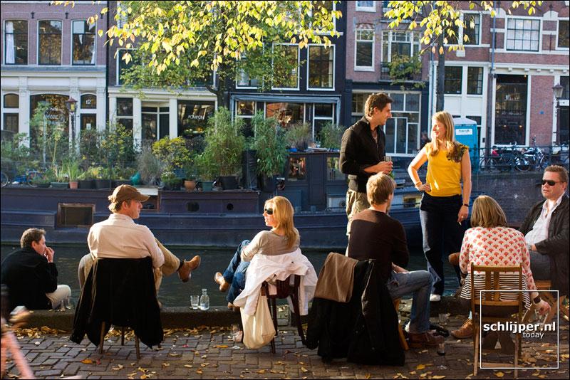 Nederland, Amsterdam, 14 oktober 2007