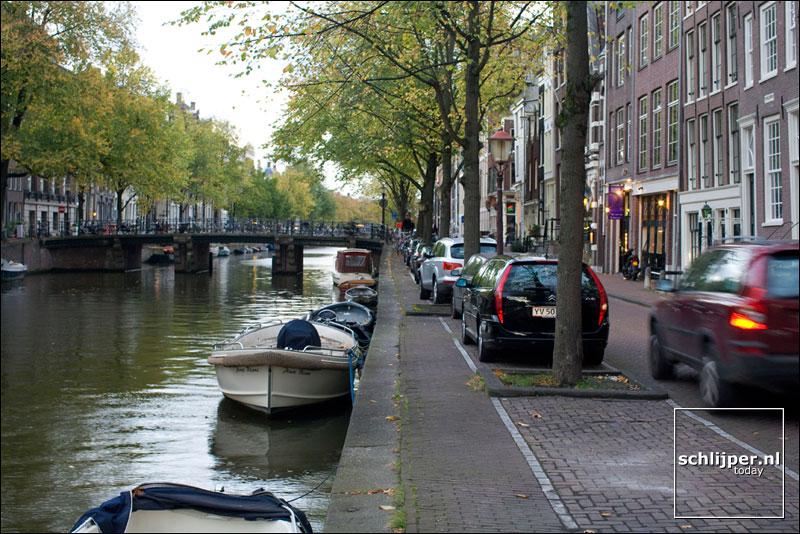 Nederland, Amsterdam, 17 oktober 2007