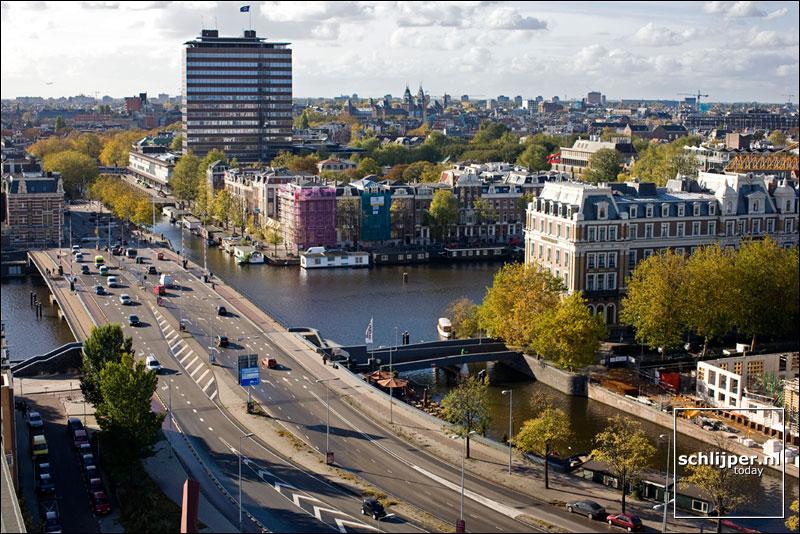 Nederland, Amsterdam, 18 oktober 2007