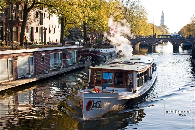 Nederland, Amsterdam, 22 oktober 2007