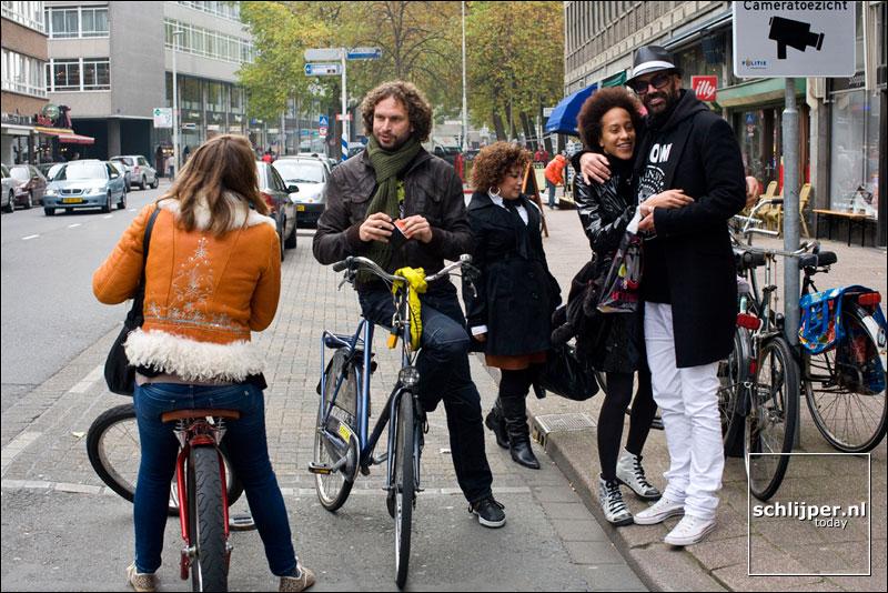 Nederland, Rotterdam, 26 oktober 2007